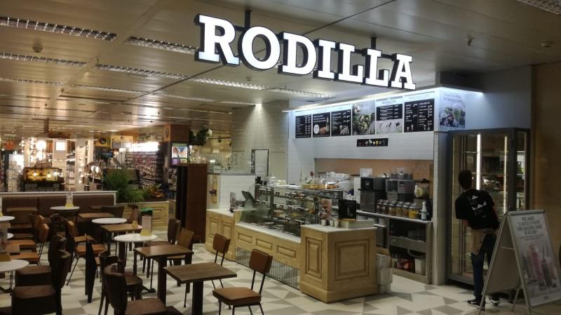 Instalaciones en local RODILLA - Corte Ingles de Mijas